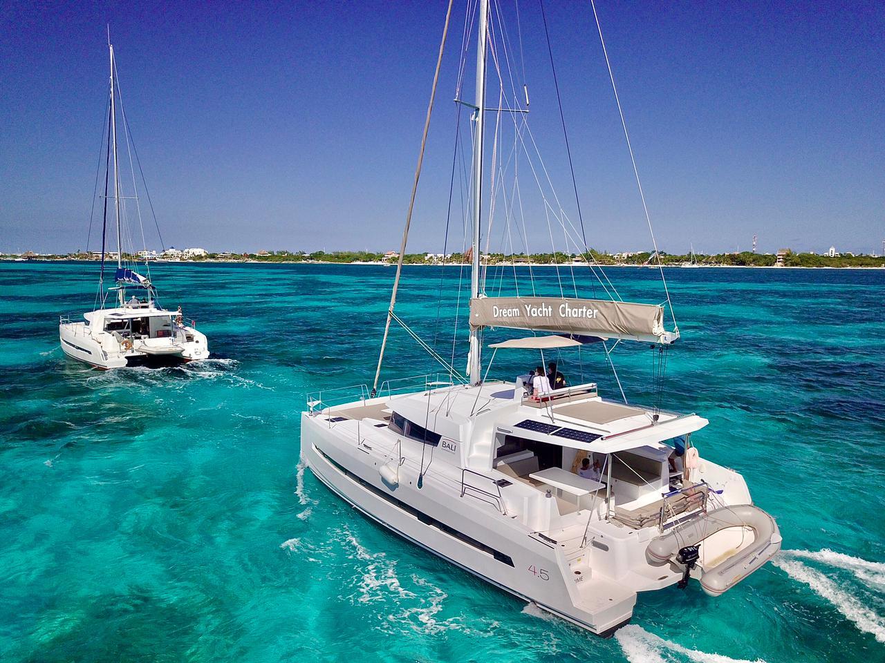 ©Dream Yacht Group