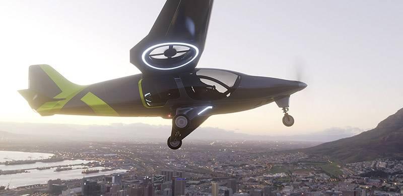 © Ascendance Flight Technologies