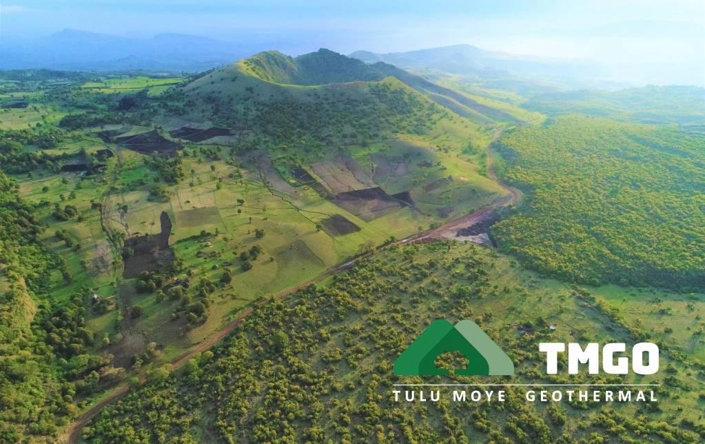 Le site du projet Tulu Moye Geothermal (TMGO), au cœur de la vallée du Grand Rift, en Éthiopie. - ©TMGO