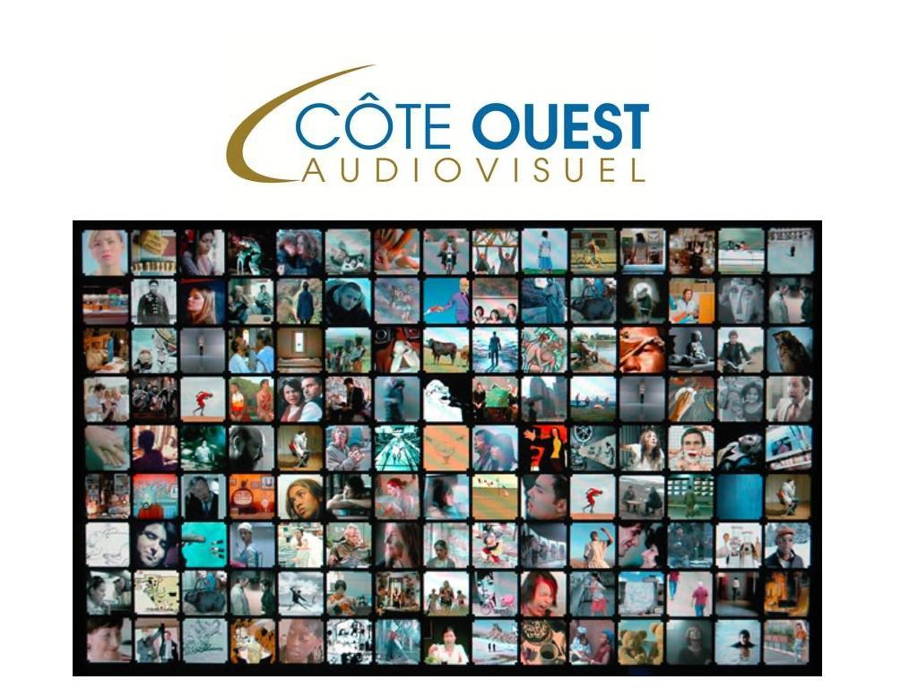© Côte Ouest Audiovisuel
