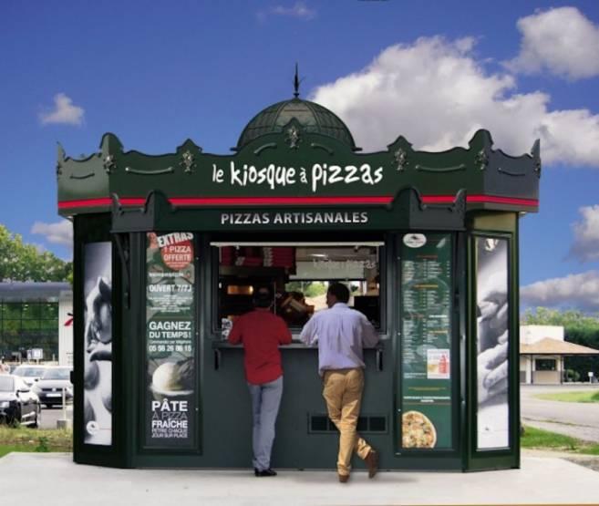 © Le Kiosque à Pizzas