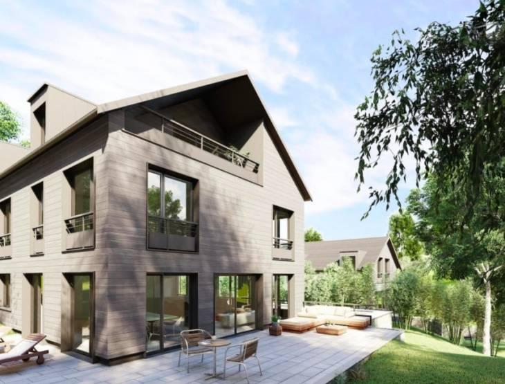 © Les Villas de l'Etang promotion de maisons individuelles par Baltis Capital