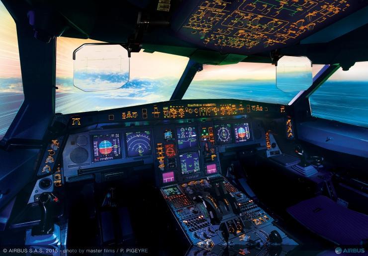 © Airbus 2015 - photo by master films / P. Pigèyre