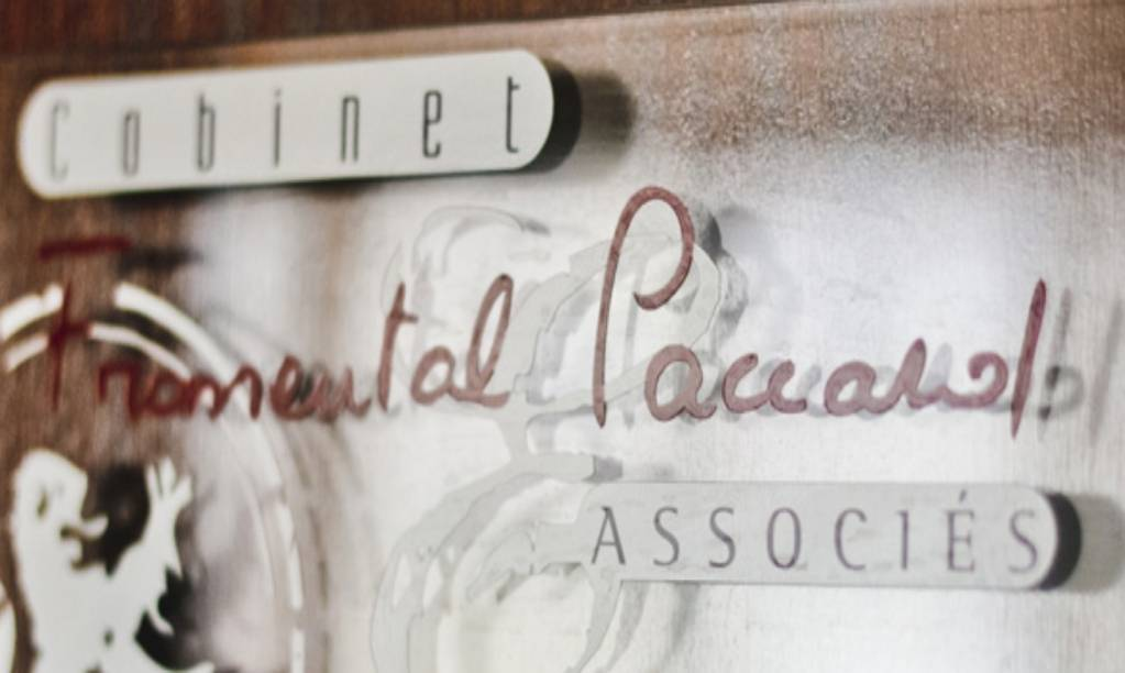 © Cabinet Fromental Paccard