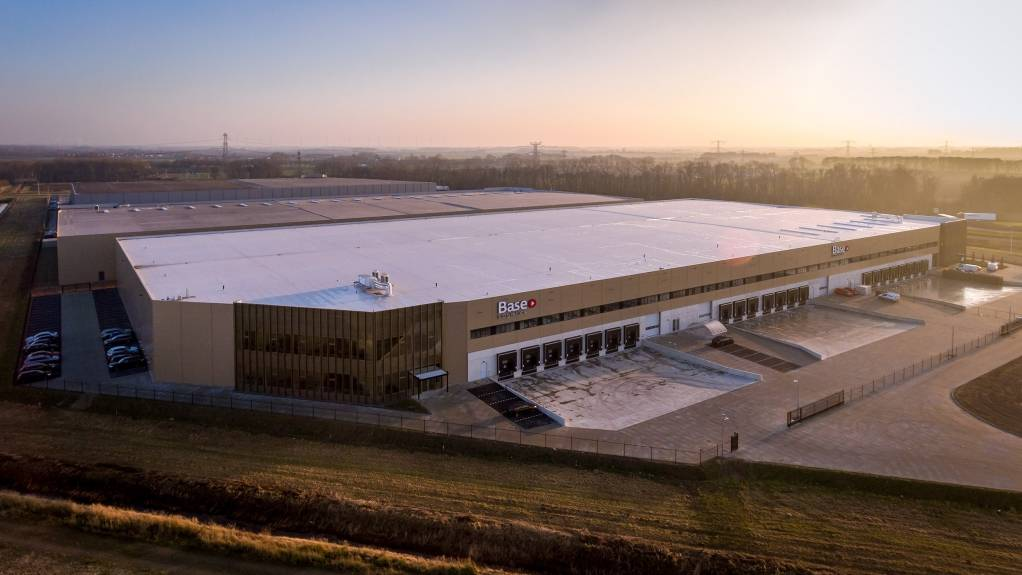Siège de Base Logistics à Moerdijk