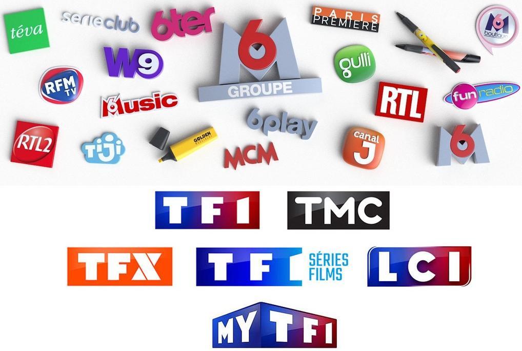 © M6 - TF1