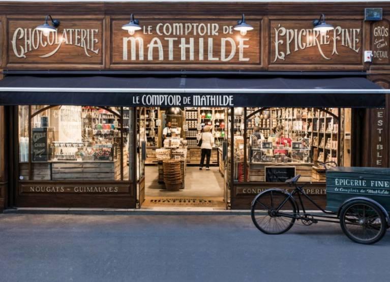 © Le Comptoir de Mathilde