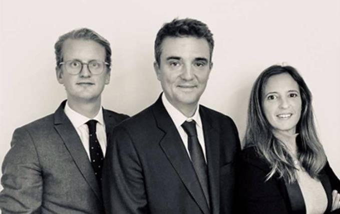 Hugues de Gastines, Stéphane Billon et Muriel Fabre, Ciclad