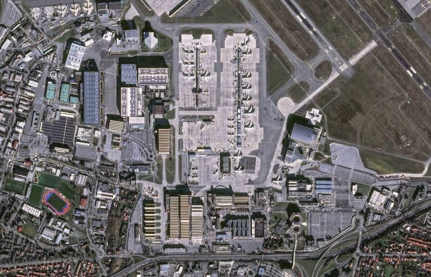Aerospacelab - Image satellitaire
