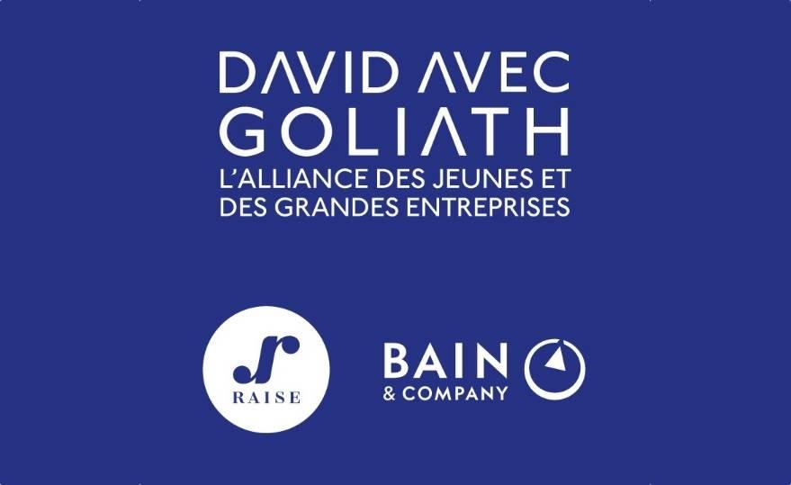 © David avec Goliath