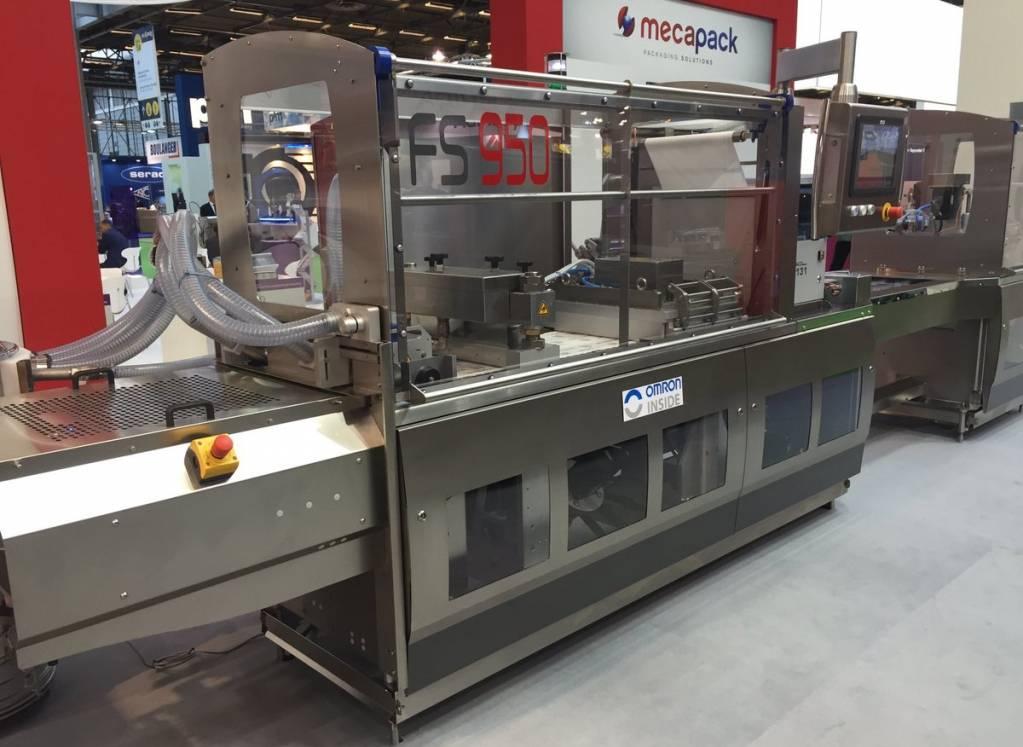 Mecapack, fabricant vendéen de machines de conditionnement - © Mecapack