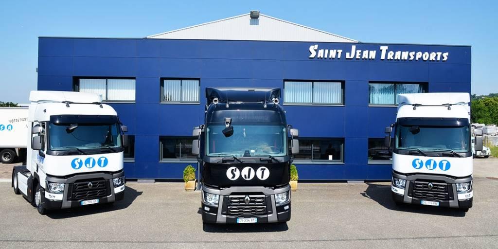 © Saint-Jean Transports