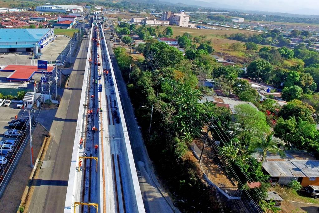 Réalisation de la ligne 2 du Métro de Panama © TSO