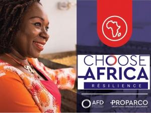 Choose Africa Résilience, un nouveau volet au service de l'initiative Choose Africa. - © Proparco