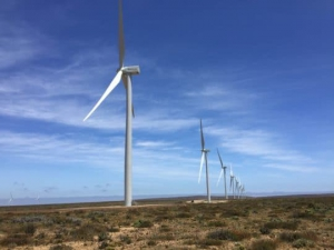 Projet éolien Cabo Leones - Chili © EDF Renouvelables