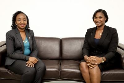 Maïmouna Barry Baldé et Christelle Dieng Zongo, NSIA