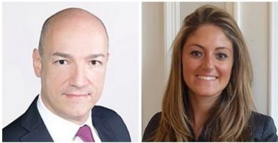 Fabrice Armand et Camilia Benani, DLA Piper