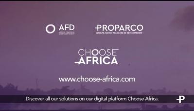 Initiative Choose Africa par l'AFD - proparco.fr