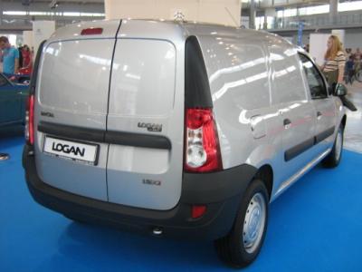Voiture Renault marque Dacia Logan - wikimedia.org