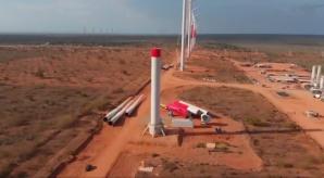Complexe éolien et solaire brésilien de Serra Branca © Voltalia