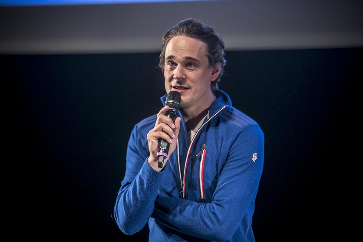 Jean de la ROCHEBROCHARD, Managing Partner, KIMA VENTURES