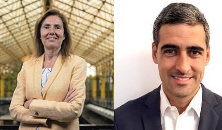 Silvina Mesa - Carlos Trivelin, Renault
