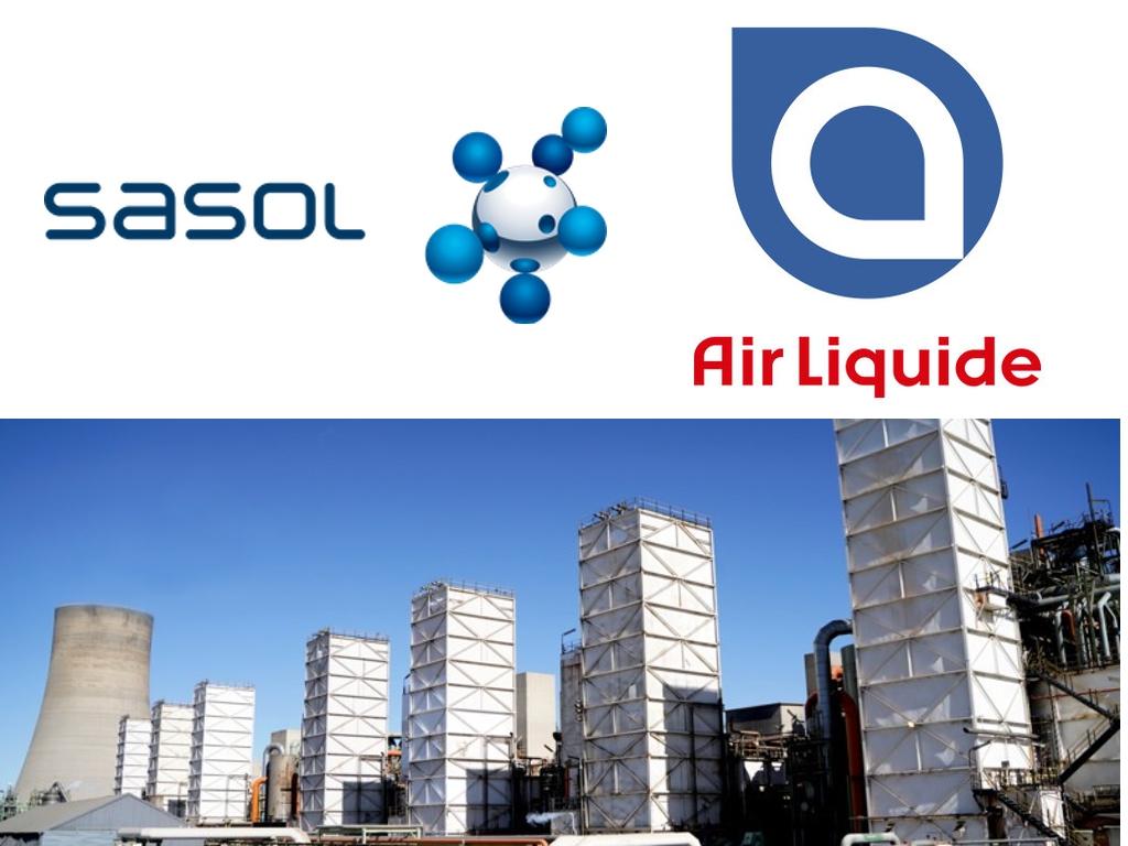 © Air Liquide / Site de Sasol à Secunda