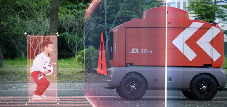 © JD Logistics
