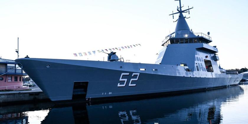 Patrouilleur océanique A.R.A Piedrabuena