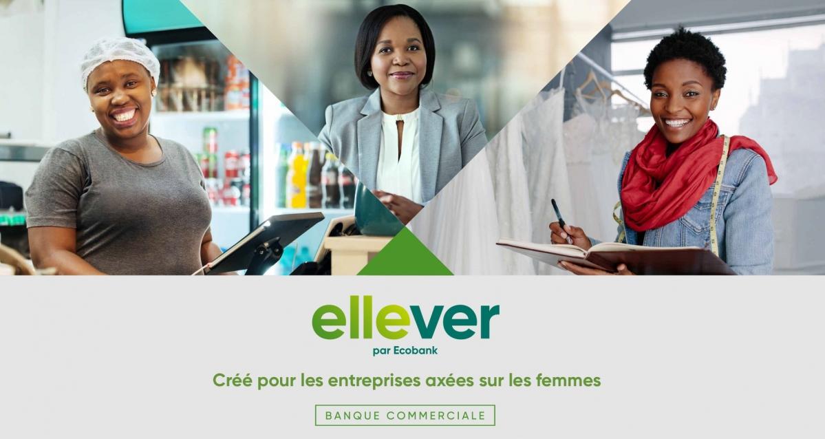 En annonçant le lancement du programme Ellever, Ecobank a souligné le fait que les PME représentent 90 % des entreprises en Afrique, et que les femmes africaines tiennent les rênes d'1/3 d'entre elles. - ©Ecobank