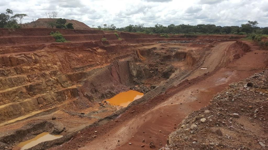 © Mine de Kisanfu (RDC)