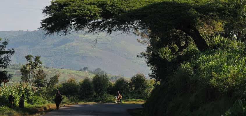 La République du Kenya a signé le 30 septembre 2020 un accord avec la société Rift Valley Highway, filiale de Vinci Highways (mandataire), Vinci Concessions et Meridiam, pour le développement du projet d'autoroute Nairobi-Nakuru-Mau Summit. -©Vinci