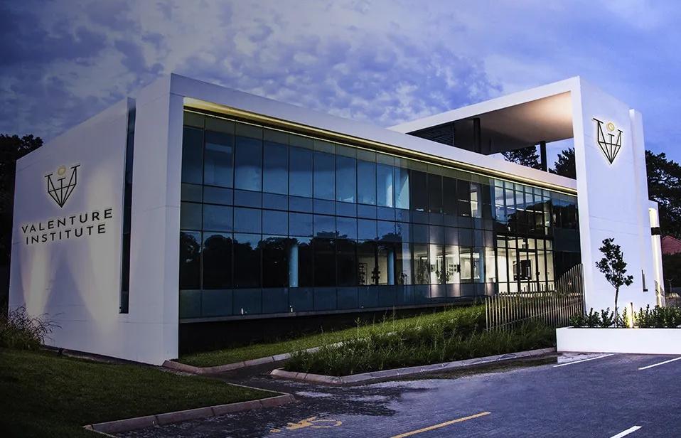 Campus de Valenture Institute à Dunkeld-Sandton, Johannesbourg, en Afrique du Sud. - ©Valenture Institute