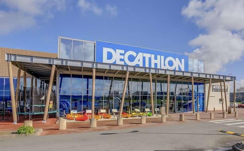 Le Decathlon de Lannion