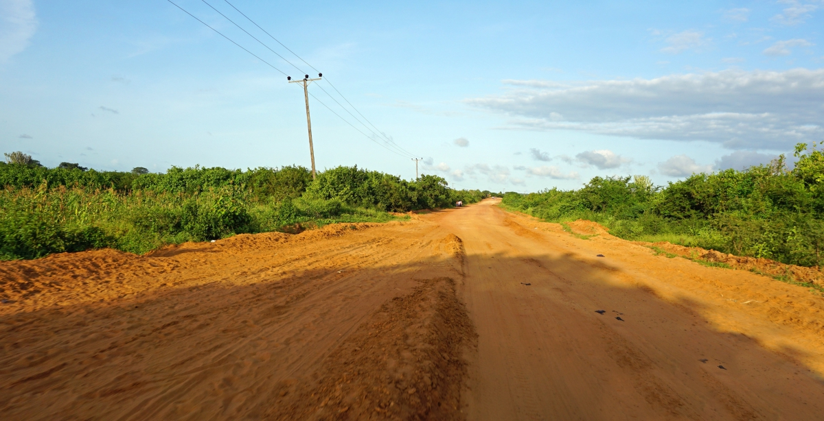 Construction d'une route au Kenya. - © Adobe Stock
