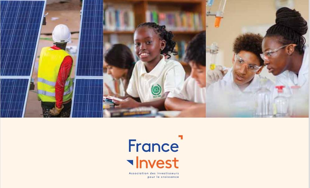 """Le """"Guide du développement sur le continent africain"""" (2020) - © Club Afrique de France Invest"""