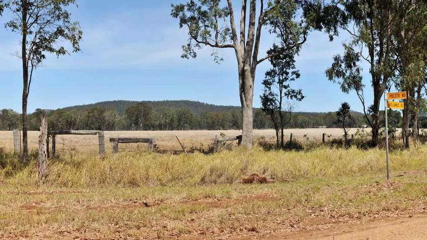 Le site du futur Kaban Green Power Hub en Australie. © Neoen