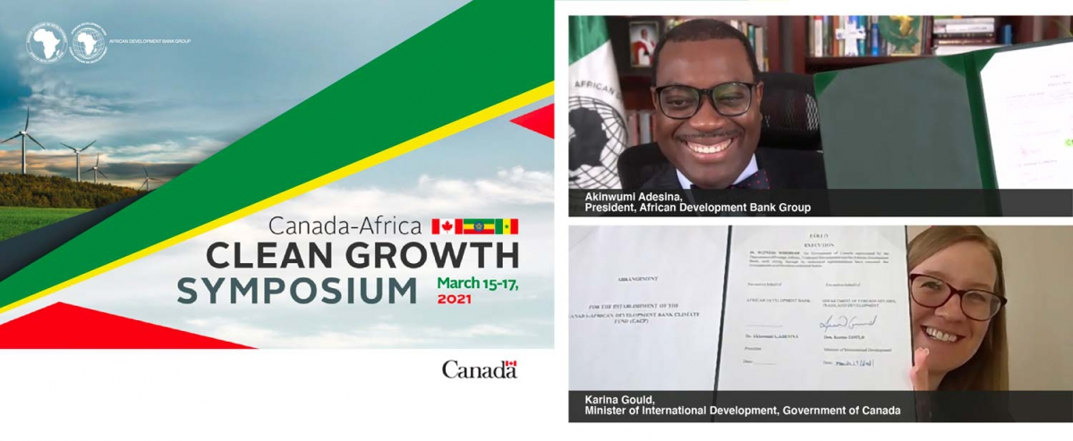 Canada–African Development Bank Climate Fund (CACF) - © BAD