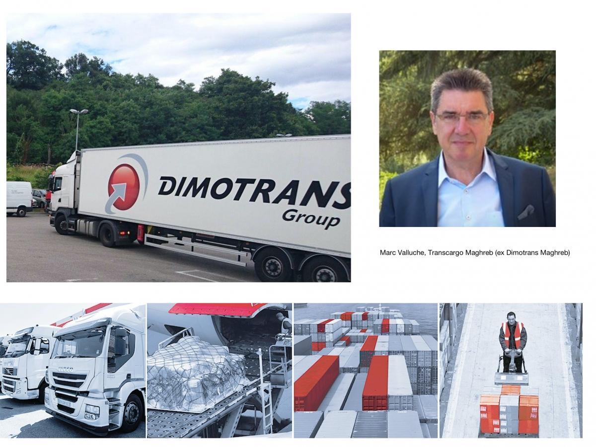 En novembre 2016, Dimotrans avait acquis les quatre entités de Maxitrans, qui totalisaient un chiffre d'affaires de 8M€ réalisé grâce à une quarantaine de collaborateurs en France en Tunisie, puis avait rebaptisé l'ensemble Dimotrans Maghreb. - ©Dimotrans