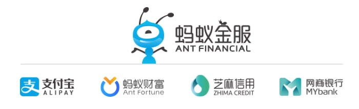 La Famille de Ant Financial