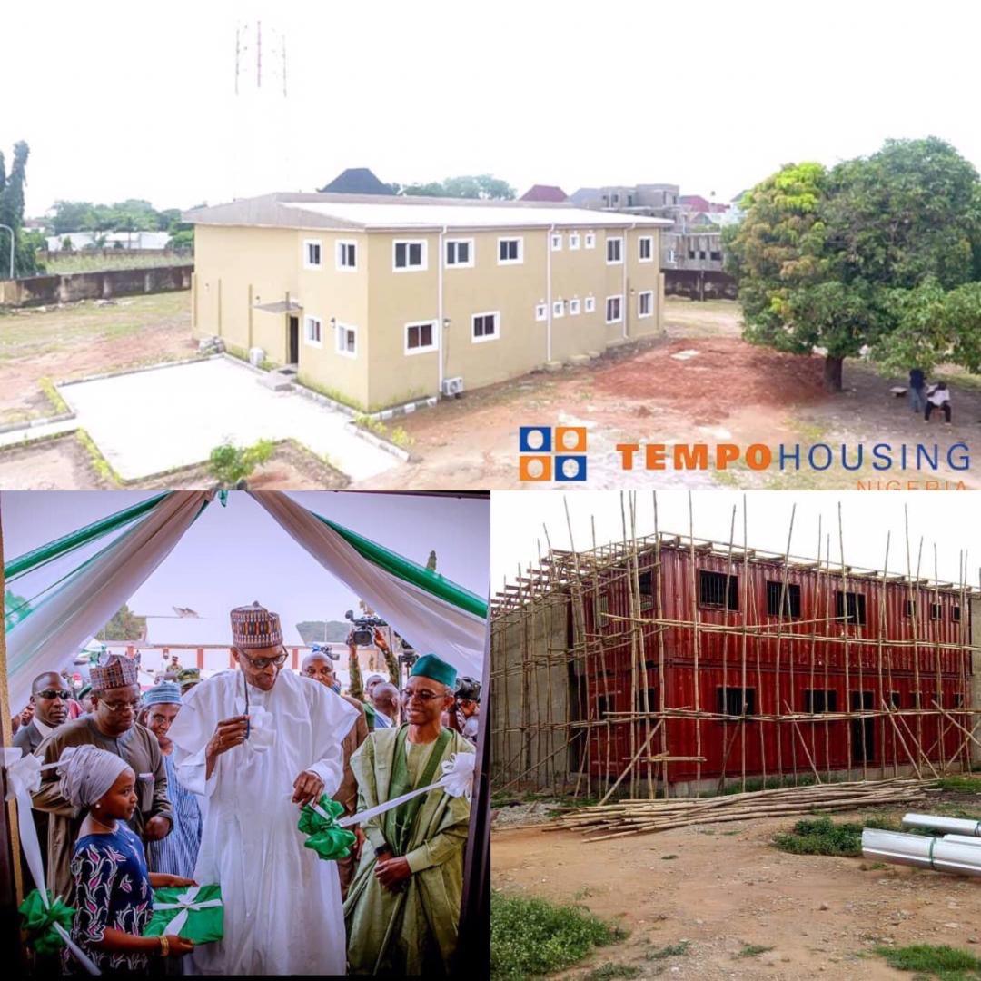 Àrgentil Capital Partners s'est associée avec sa société de portefeuille Tempohousing Nigeria pour développer et déployer un laboratoire mobile de test covid-19.