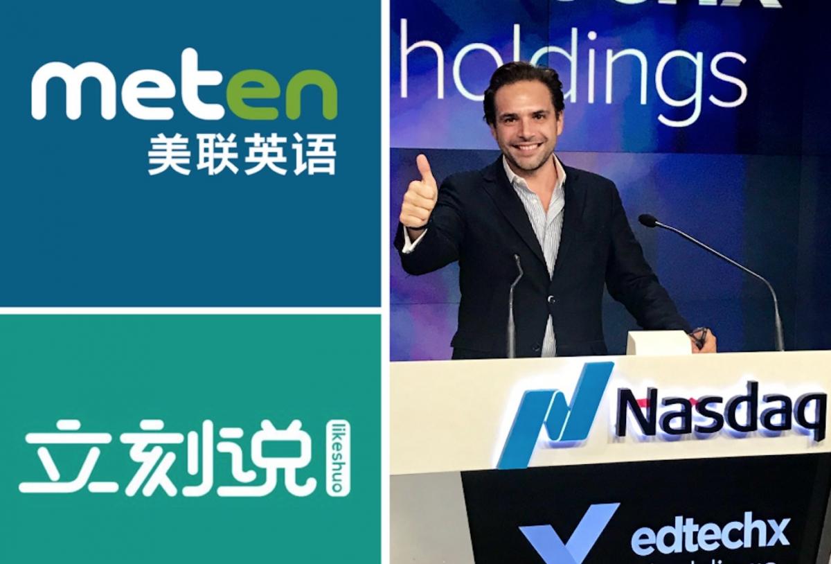 EdTechX Holdings