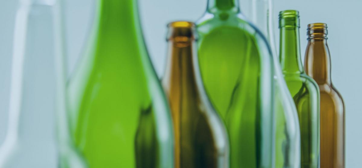Les contenants en verre de Nampak Glass sont utilisés pour les boissons alcoolisées et non alcoolisées, ainsi que pour les produits alimentaires.