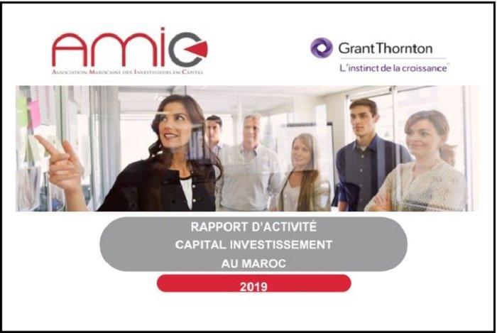 L'Association Marocaine des Investisseurs en Capital (AMIC) a organisé une conférence de presse le 26 février à 15h30 pour présenter son douzième Rapport d'Activité annuel des acteurs marocains du capital-investissement.