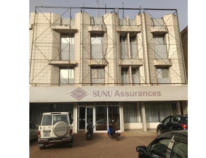 Siège de Sunu Assurances IARD Burkina Faso - © Sunu Group