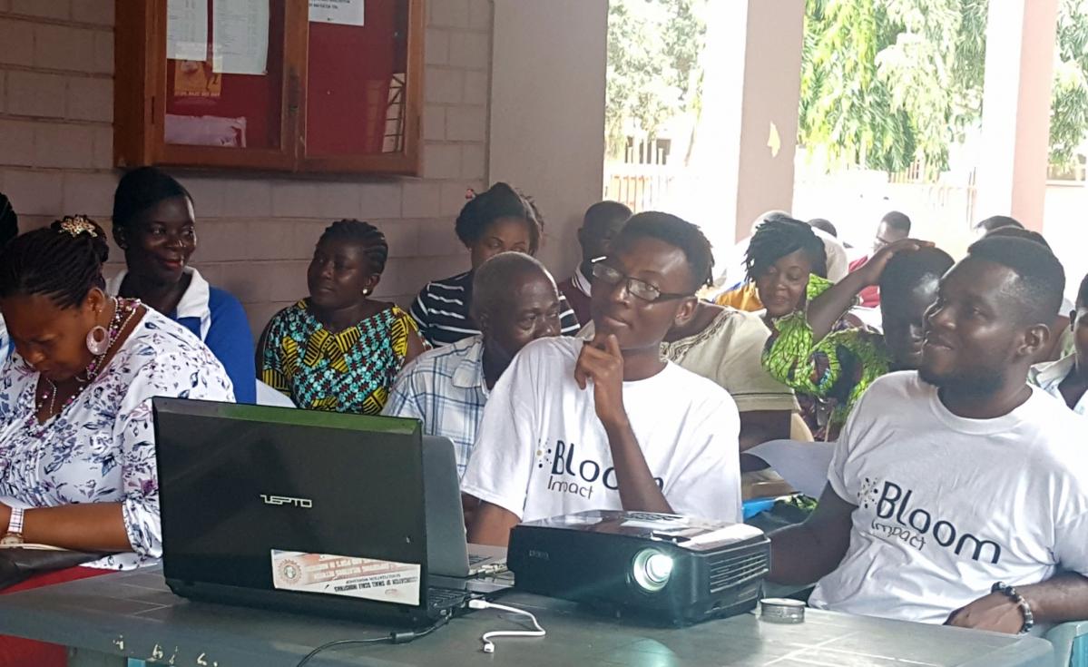 En mars 2019, l'entreprise sociale ghanéenne Bloom Impact a bénéficié d'un investissement d'ISF Canada.
