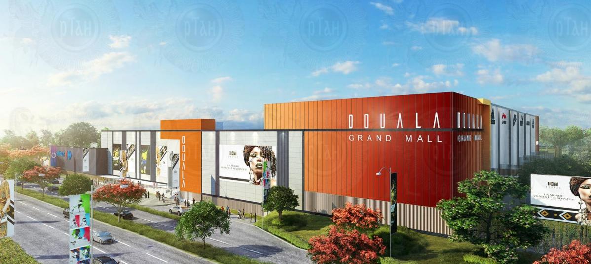 Douala Grand Mall (GDM), qui pourra accueillir jusqu'à 300 000 visiteurs par mois, sera le premier centre commercial de cette ampleur en Afrique centrale.