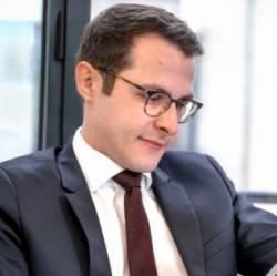 Louis Berg, Apax Partners