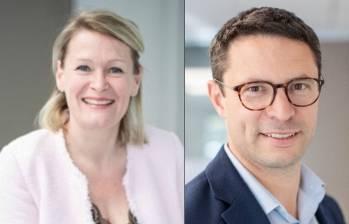 Stéphanie Patin et Frédéric Lemonnier, Maya Corporate Finance
