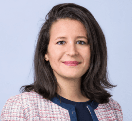 Anne-Sophie Moinade, Bridgepoint